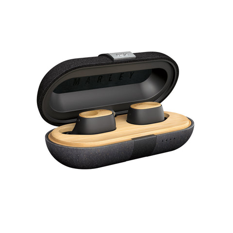 House of Marley Liberate Air TWS - Bluetooth Headset - Signature Black