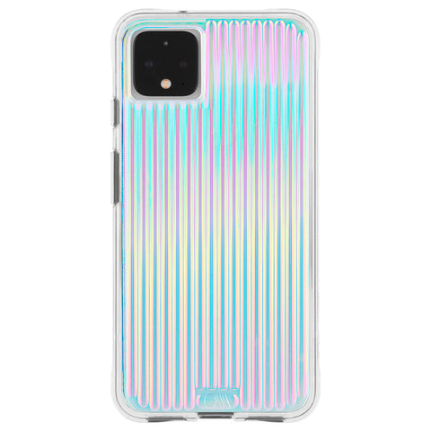 Case-Mate Tough Groove Iridescent - For Google Pixel 4 - Iridescent