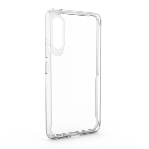 "Cleanskin ProTech PC/TPU Case - For Samsung Galaxy A90 5G 2019 6.7"" - Clear"