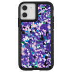 Case-Mate Eco Reworked Case - For iPhone XR|11 - Purple Rain