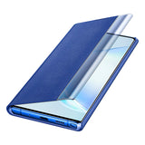 Samsung Clear View Cover - For Samsung Galaxy Note+