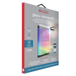InvisibleShield Glass+ VisionGuard - For iPad Air/Air 2  iPad Pro 9.7  iPad 2017/2018