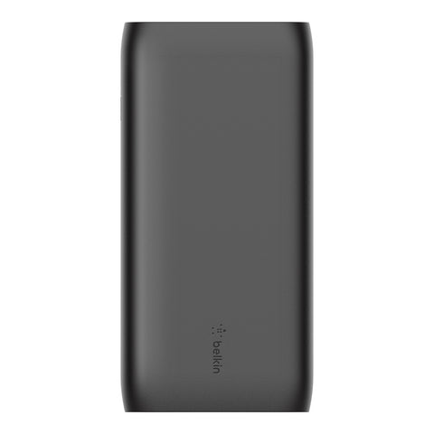 Belkin BoostCharge USB-C PD Power Bank 20K - Universally compatible - Black