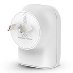 Belkin BoostUp 18W USB-C & 12W USB-A Wall Charger - Universally compatible - White