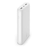 Belkin BoostCharge Power Bank 20K - Universally compatible - White