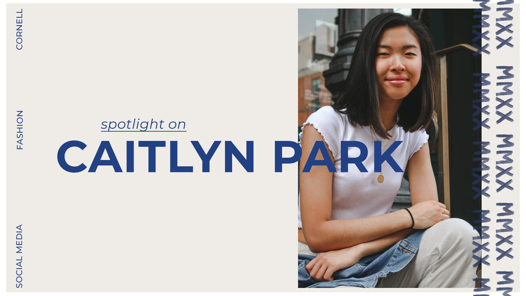 Caitlyn Park || An Entrepreneur in the Making