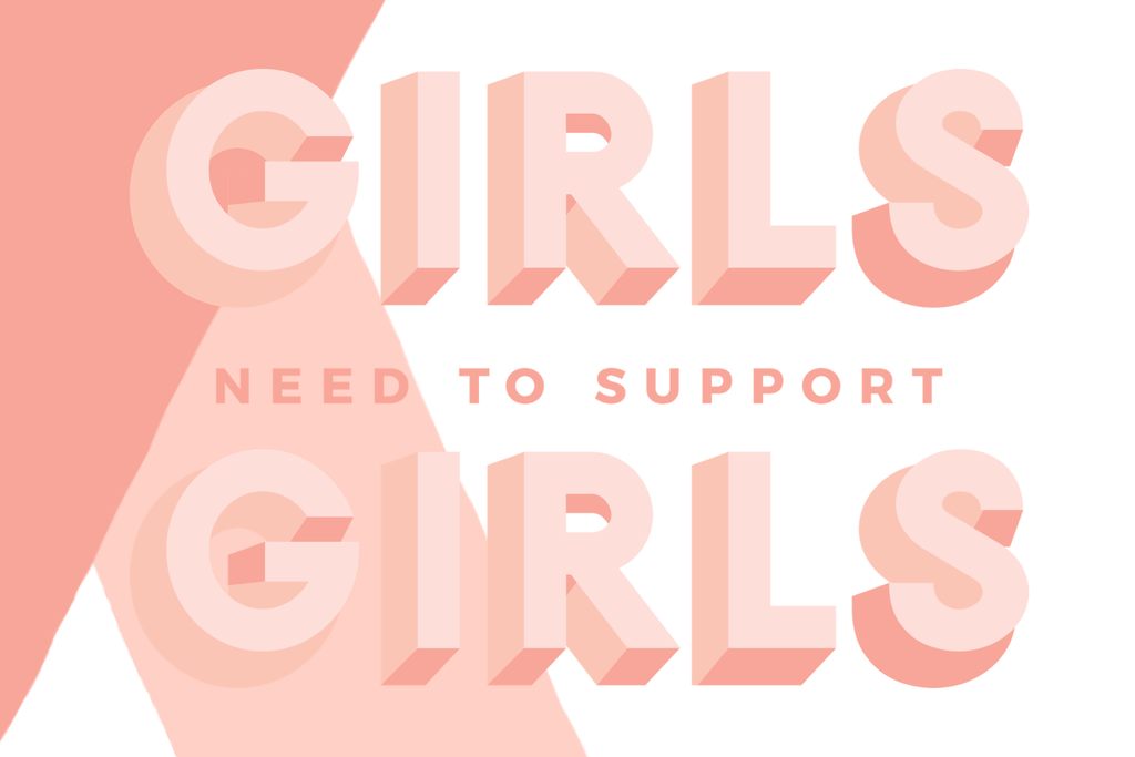 International Women's Day — Support Your Local Girl Gang
