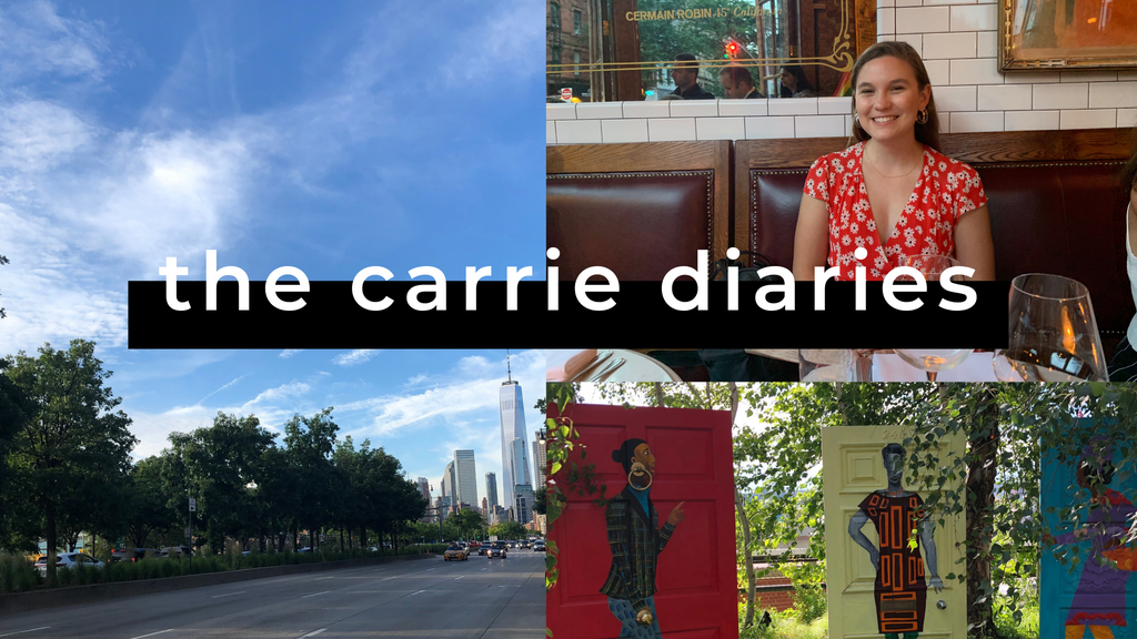 The Carrie Diaries: NYC Guide