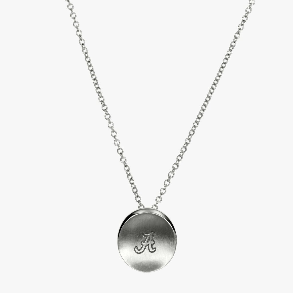 Silver Organic Alabama Necklace Petite