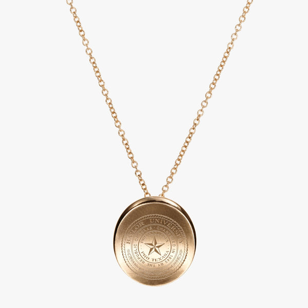 Baylor Organic Necklace