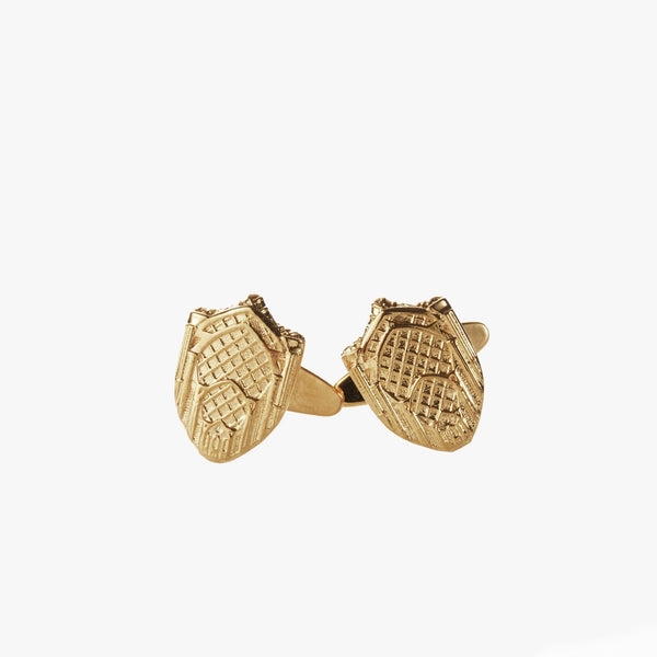 Gold Bapst Library Cufflinks