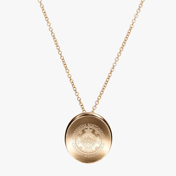BU Organic Necklace Gold
