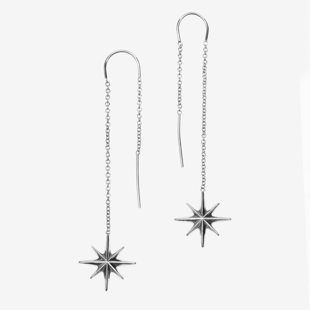 54fb69a98d3df2 Compass Star Earrings – Kyle Cavan
