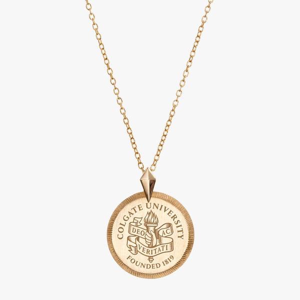 Gold Colgate Florentine Necklace Petite