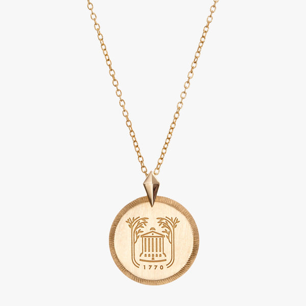 College of Charleston Florentine Necklace Petite