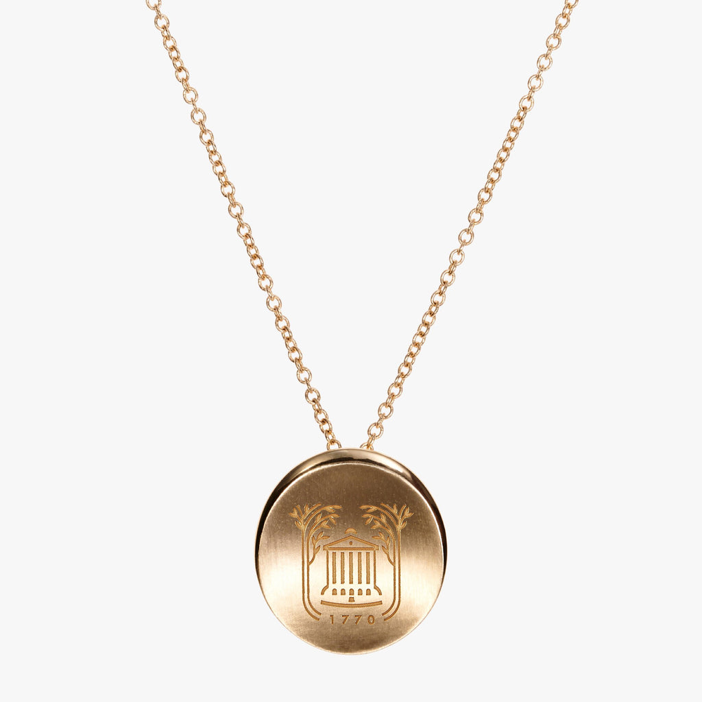 College of Charleston Organic Necklace