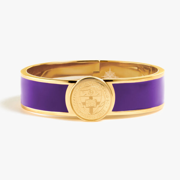 Holy Cross Enamel Bracelet (NEW!)