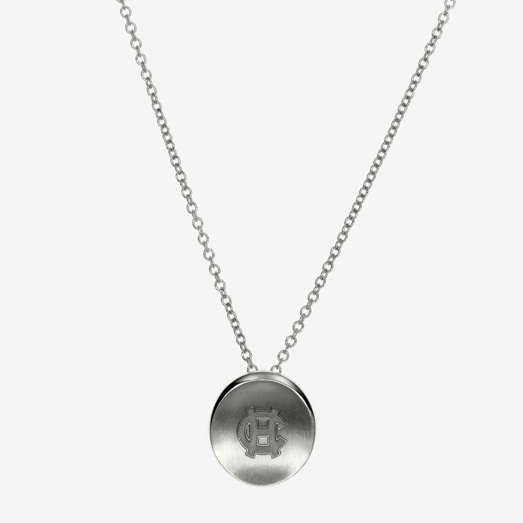 Silver Holy Cross HC Necklace