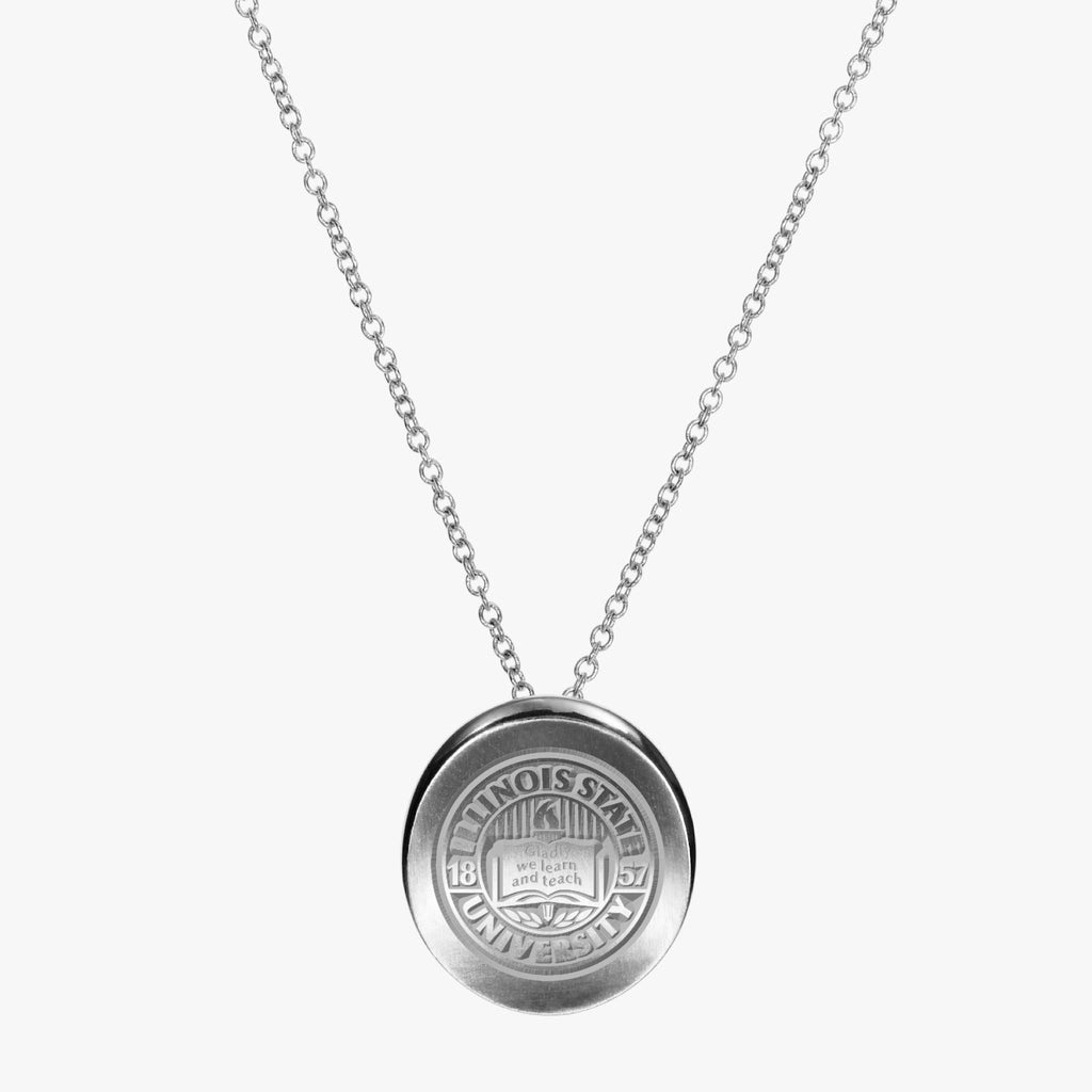 Illinois State Organic Necklace