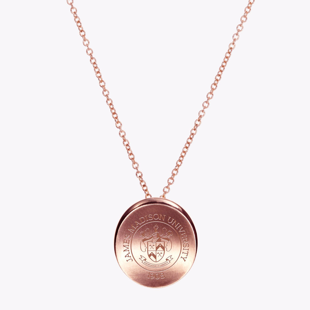 Rose Gold Organic Necklace