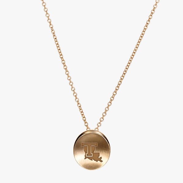 Gold LA Tech Necklace