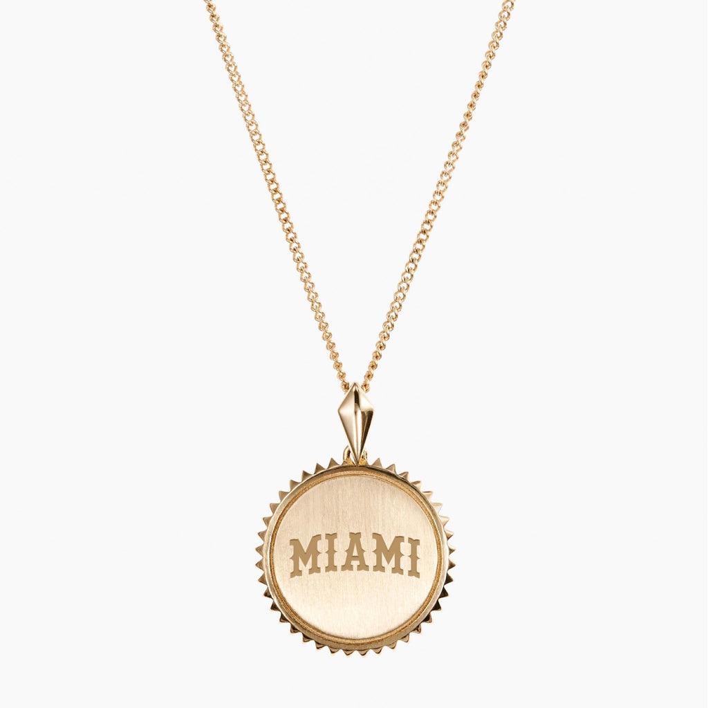 Miami of Ohio Vintage Necklace