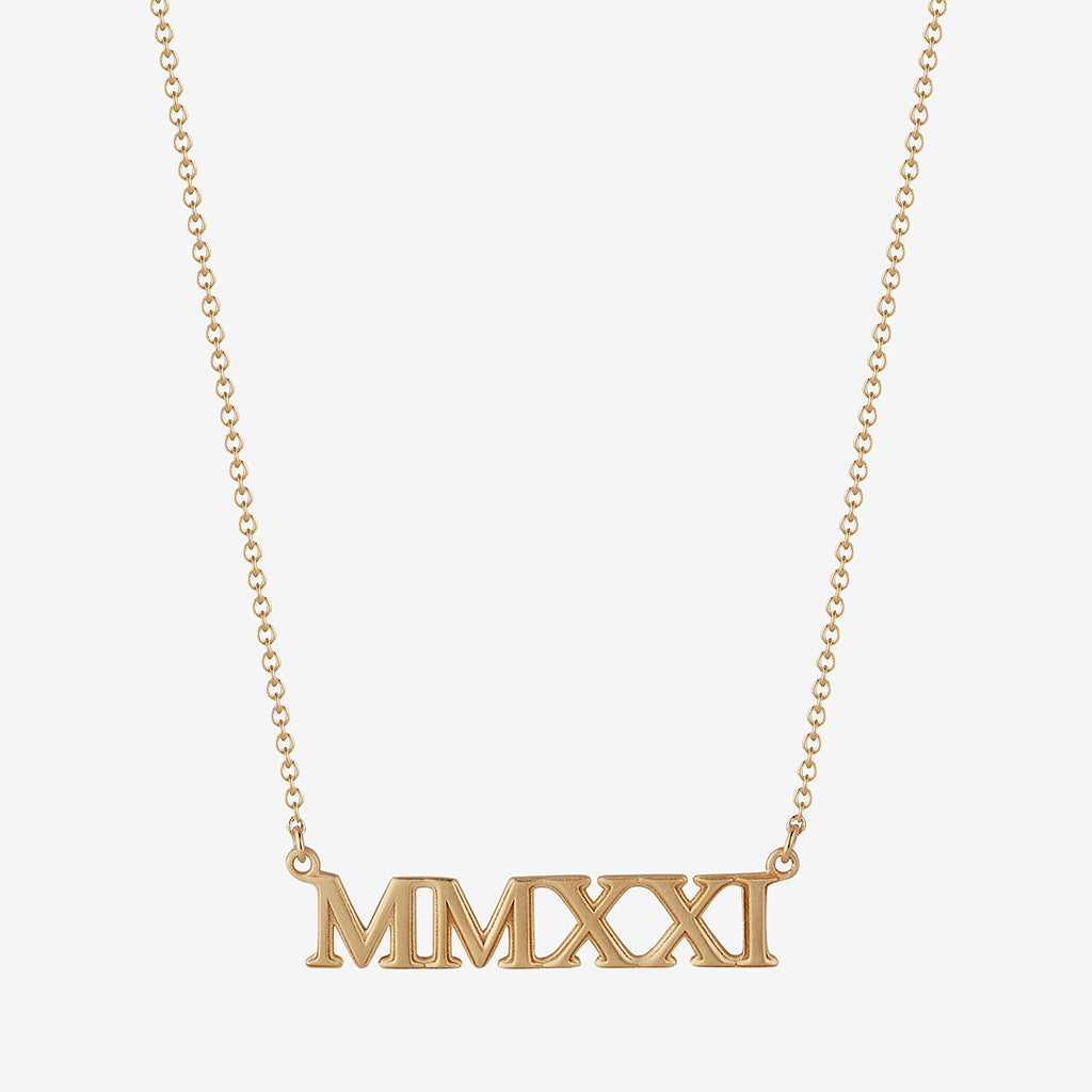 MMXXI Necklace