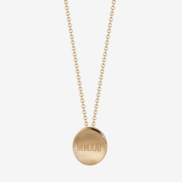 MMXXI 2021 Necklace Petite