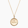 Miss America Sunburst Necklace
