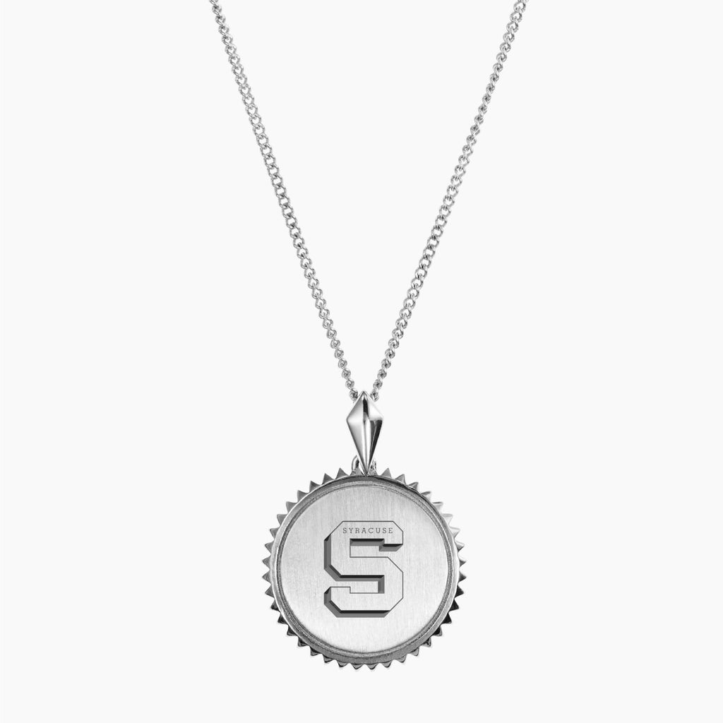 Syracuse Vintage S Necklace