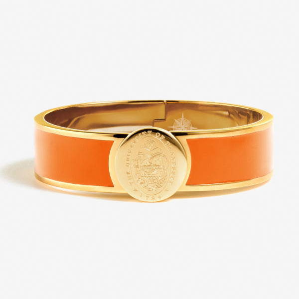 Tennessee Enamel Bracelet Orange
