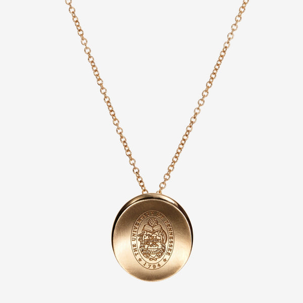 Tennessee Organic Necklace Gold