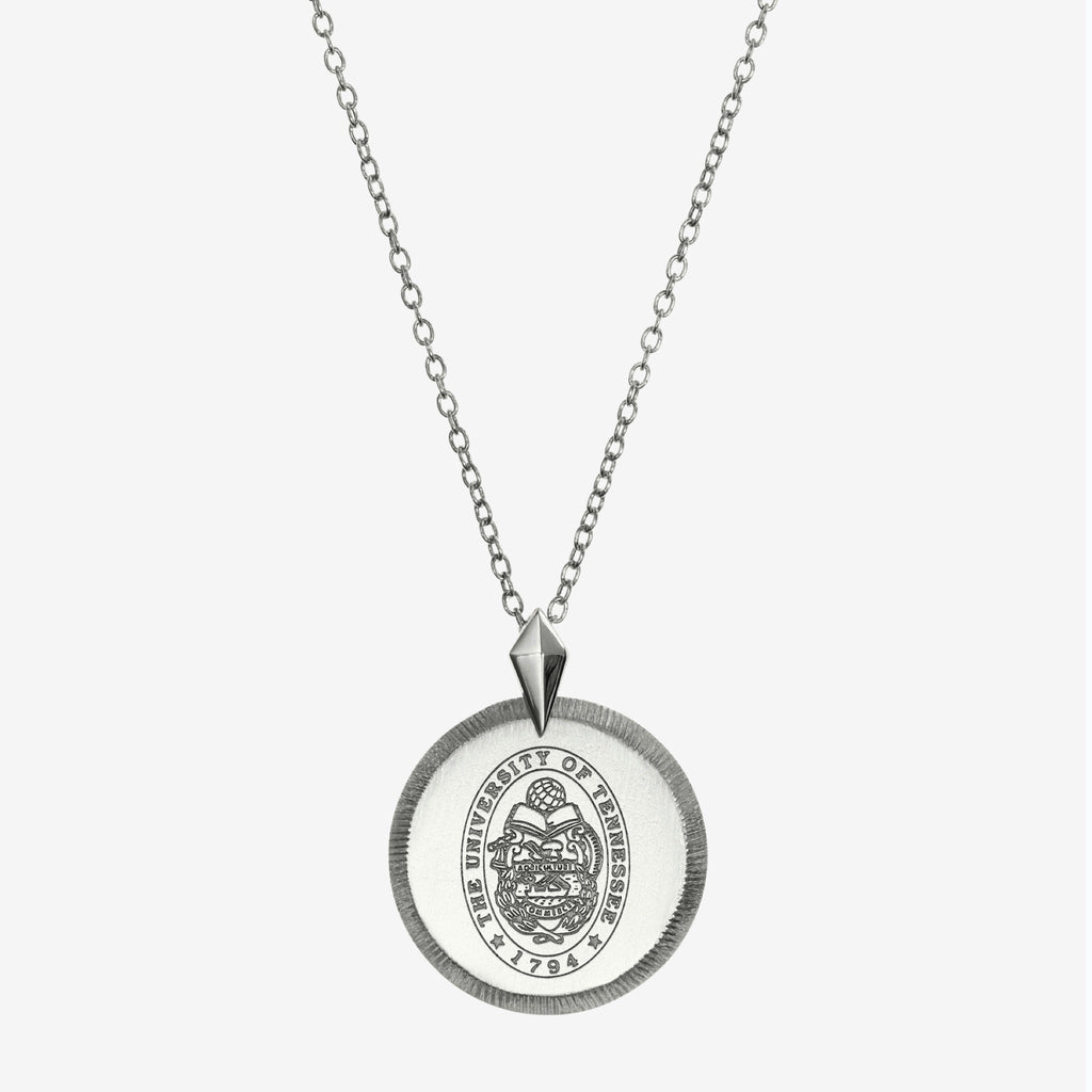 Tennessee Florentine Petite Necklace Silver