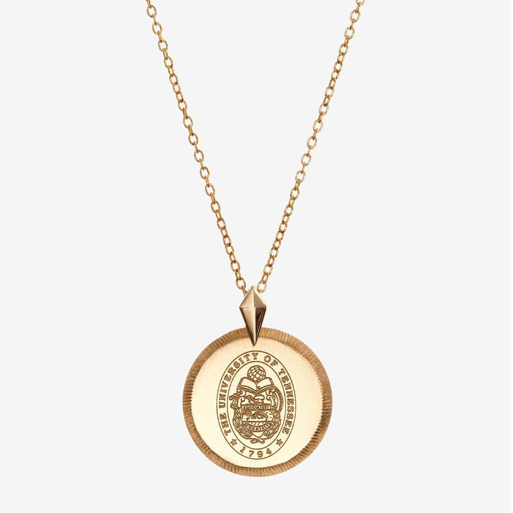 Tennessee Florentine Petite Necklace Gold