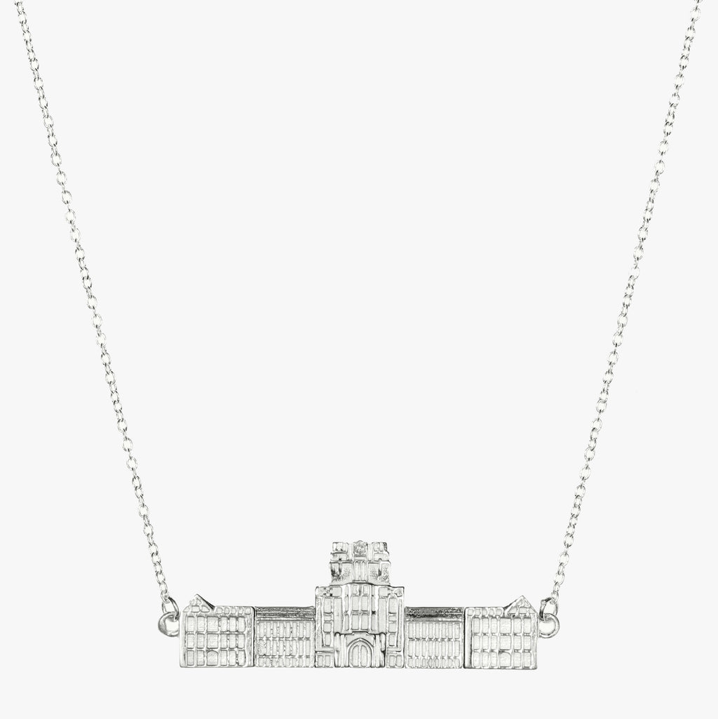 Tennessee Ayres Hall Sterling Silver