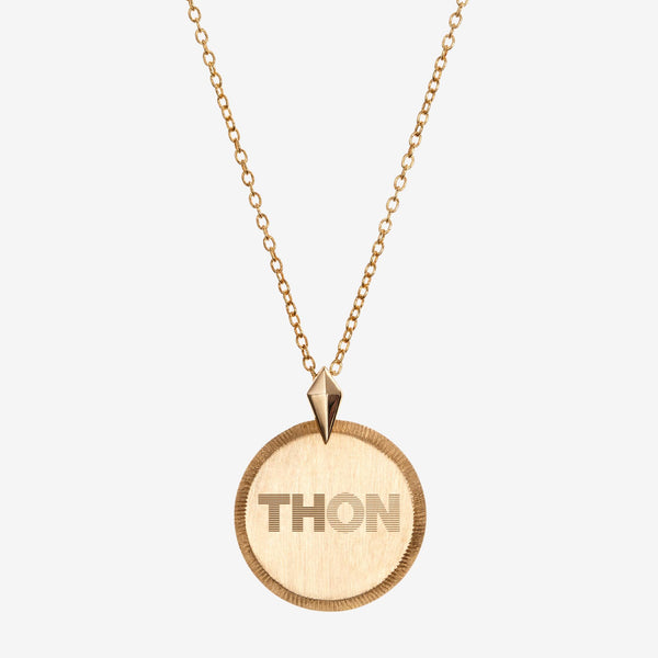 Penn State THON Florentine Necklace