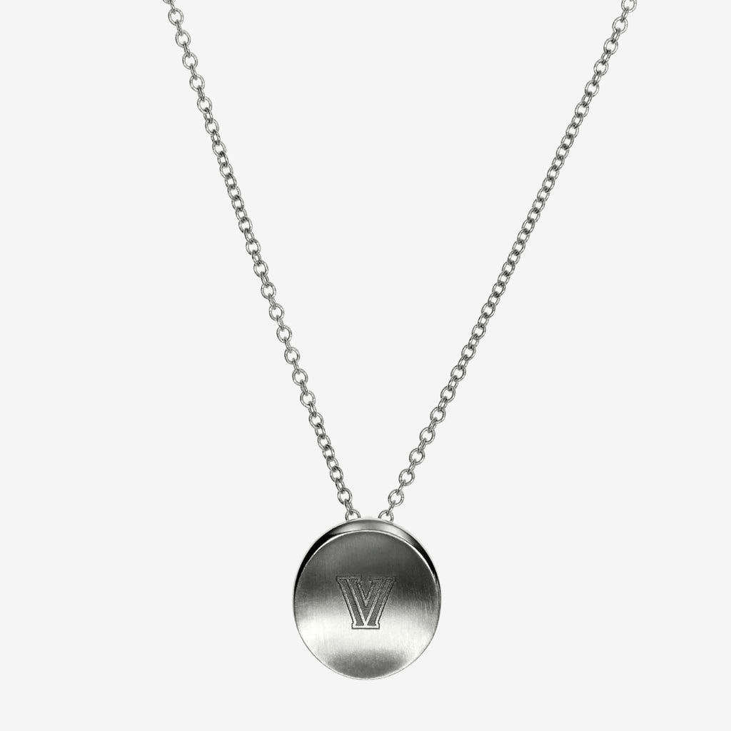 Silver Villanova V Necklace