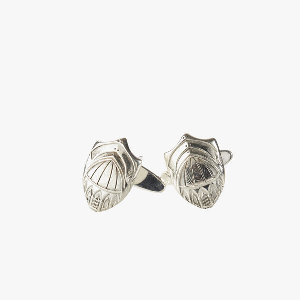 Silver Church Chancel Cufflinks