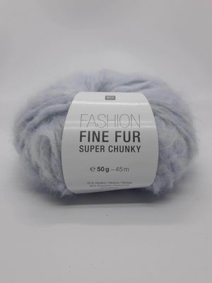 Fashion Fine Fur Super Chunky