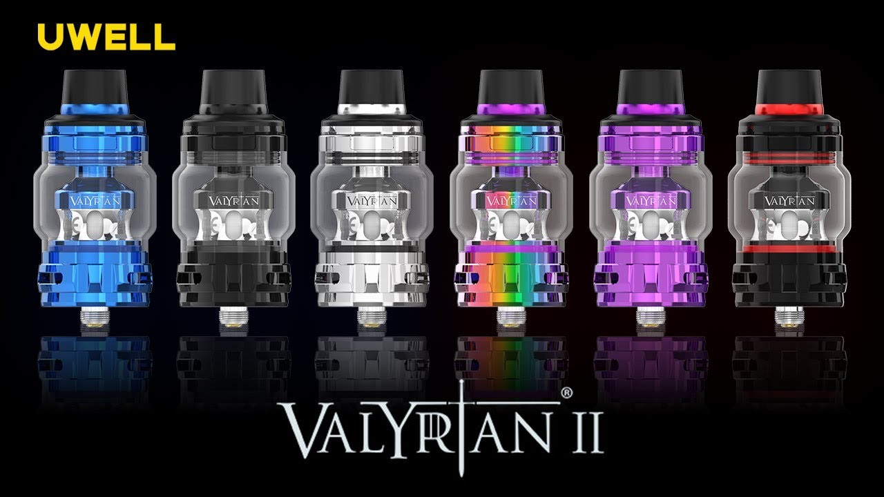 The Valyrian 2: The Beast of All Sub-Ohm Tanks