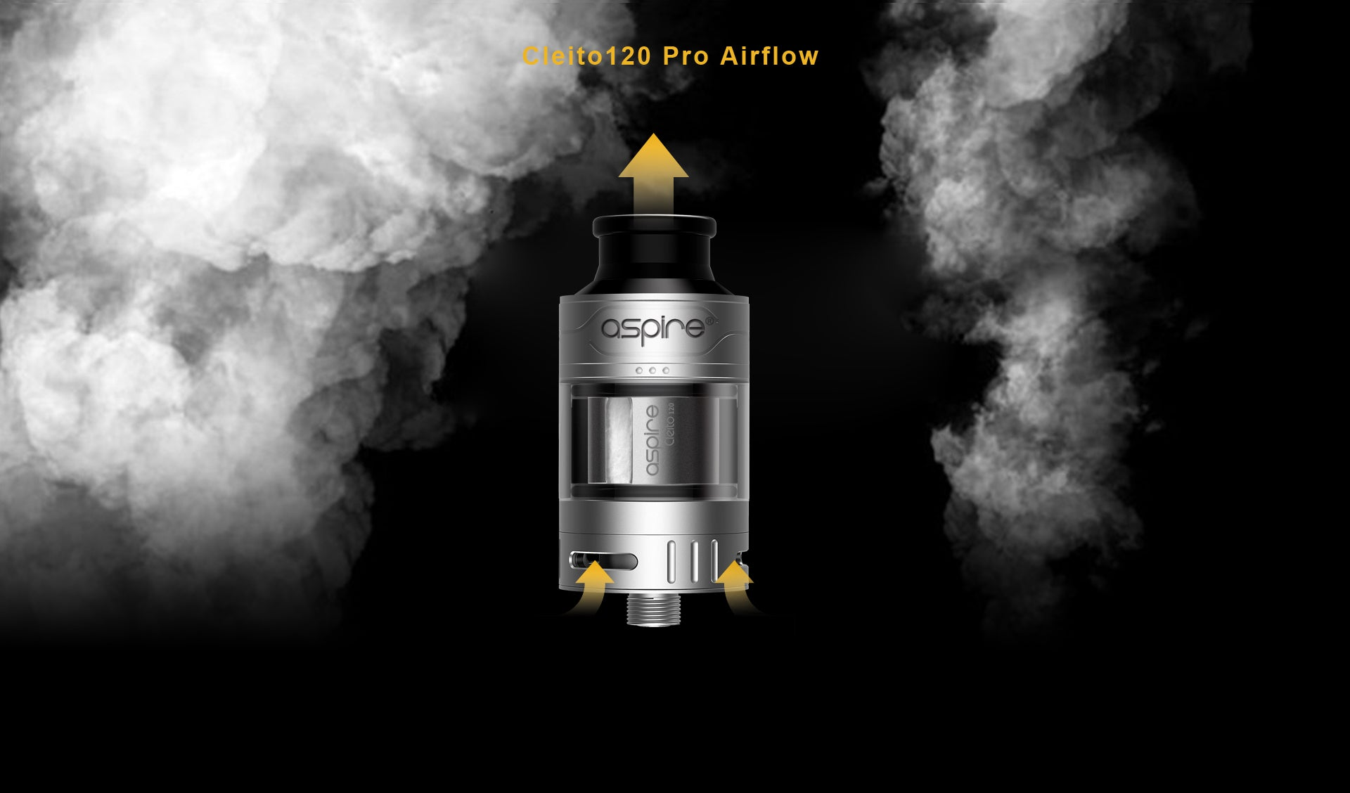 Cleito 120 Pro Drip Tip