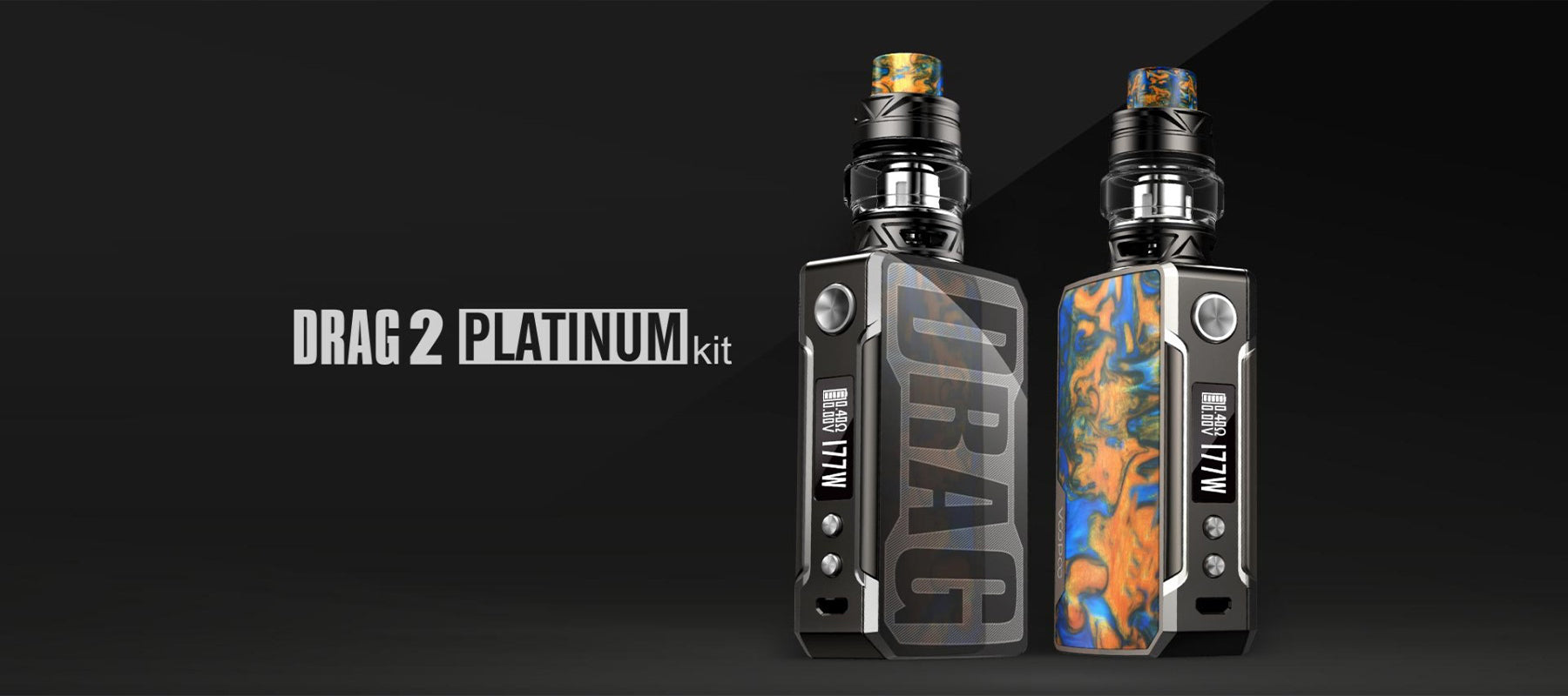 Buy The Drag 2 Platinum @ Dragon Vapour