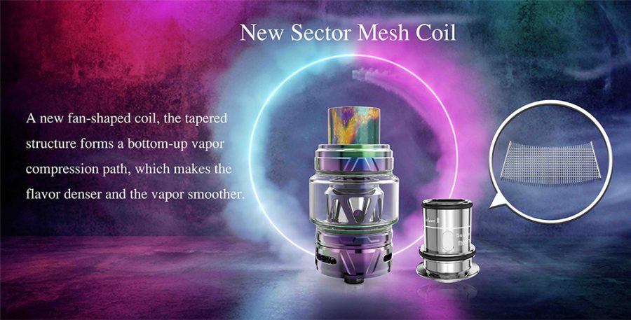 Sector Mesh Coils By Horizon E-Cig