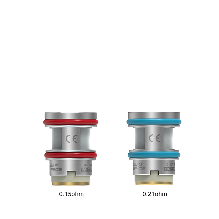 Wirice W8 Mesh Coil Pack - Dragon Vapour