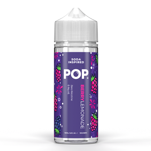 Berry Lemonade Pop E Liquid 100ml - Dragon Vapour