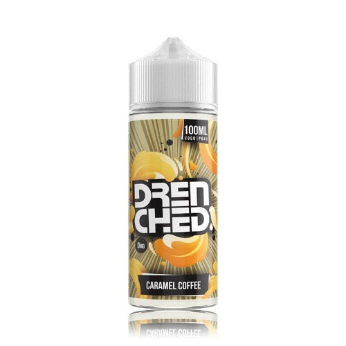 Caramel Coffee Drenched 100ml - Dragon Vapour