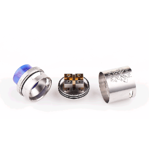 Dead Rabbit RDA By Hellvape - Dragon Vapour