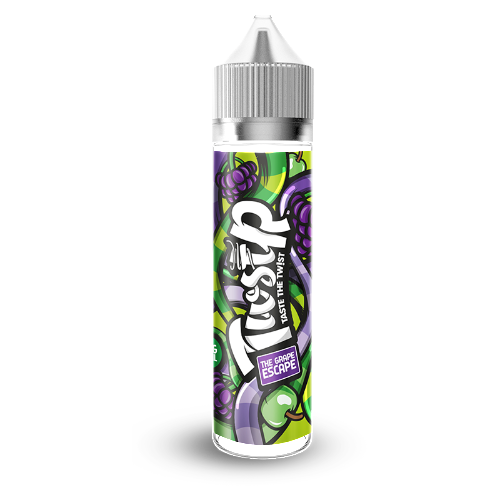 The Grape Escape TWSTR 50ml E-Liquid - Dragon Vapour