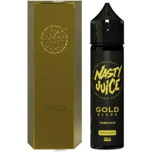 Nasty Juice Tobacco Series 50ml - Gold - Dragon Vapour