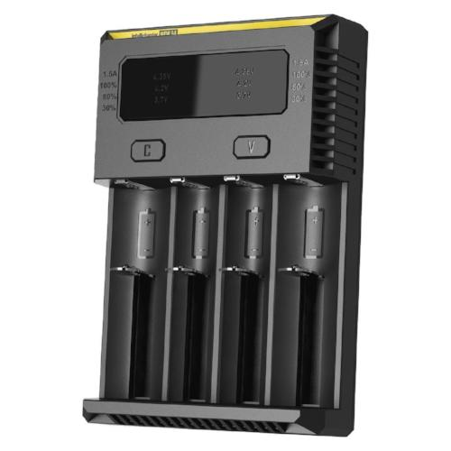 Nitecore New i4 Charger - Dragon Vapour